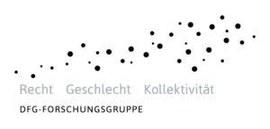 DFG-Forschungsgruppe Recht Geschlecht Kollektivität
