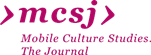 Open Access Journal Mobile Culture Studies