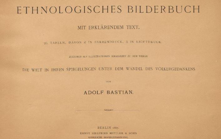 Ethnologisches Bilderbuch